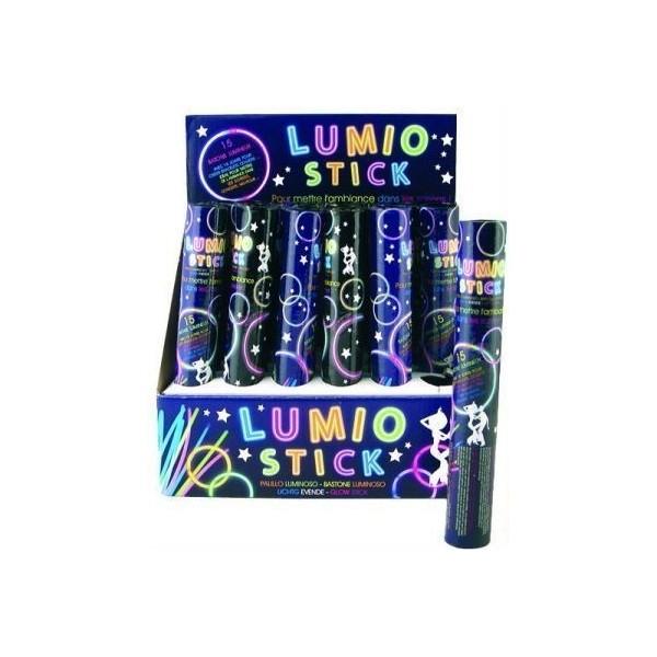 Tube 15 bracelets phosphorescents
