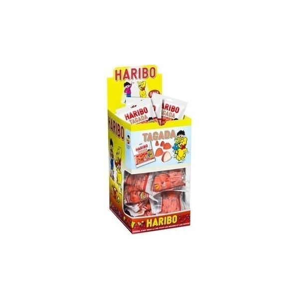 Mini sachet tagada Haribo