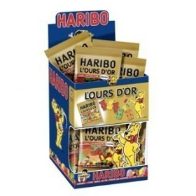 Mini sachet l'Ours d'Or Haribo