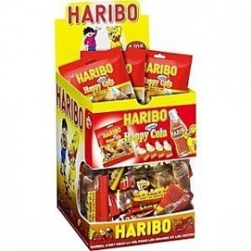 MINI SACHET HAPPY COLA HARIBO