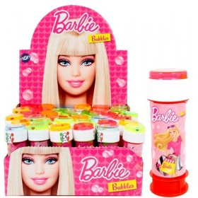 Savon bulle 'Barbie""