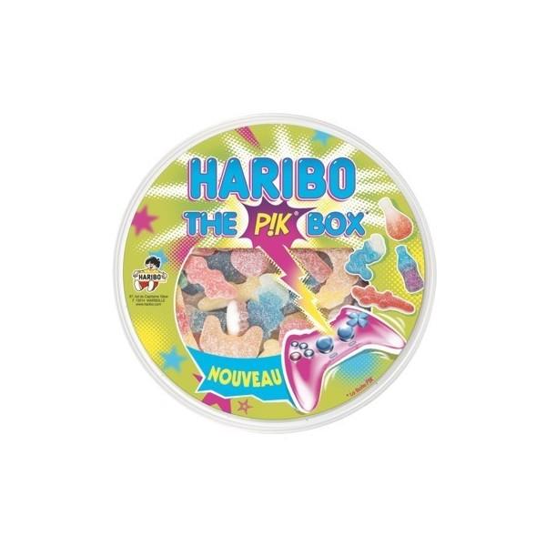 The Pik Box Haribo 600 grs