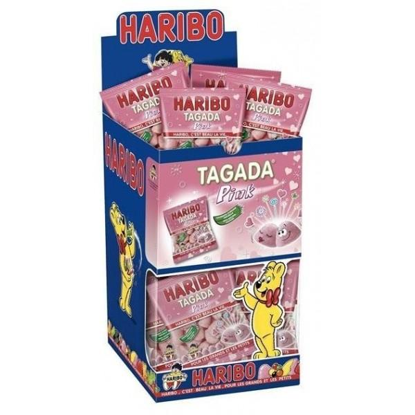 Mini Sachet Tagada Pink