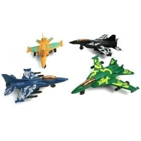 12 Avions de chasse
