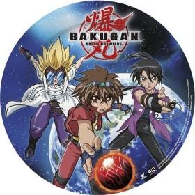 Assiette Bakugan