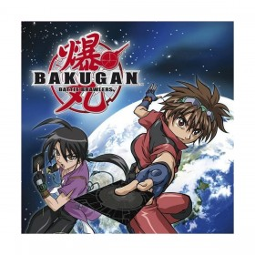 10 Gobelets Bakugan