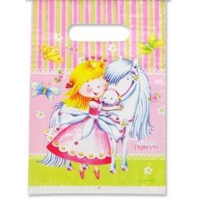 6 sacs de fête Sweet Little Princess