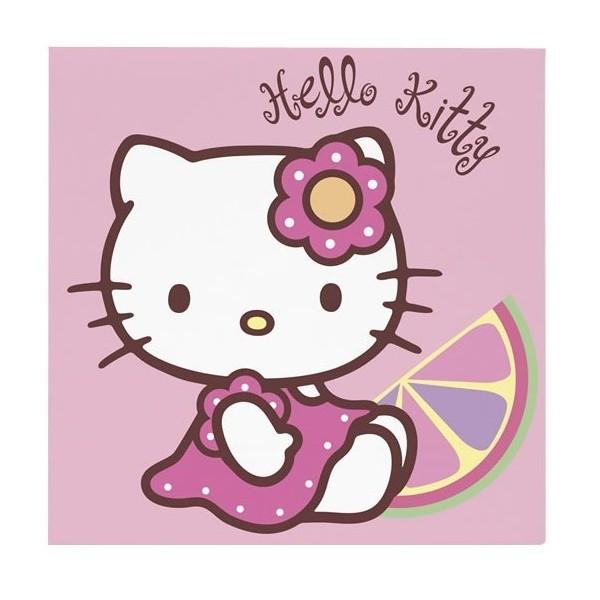 10 Gobelets Hello Kitty Bamboo