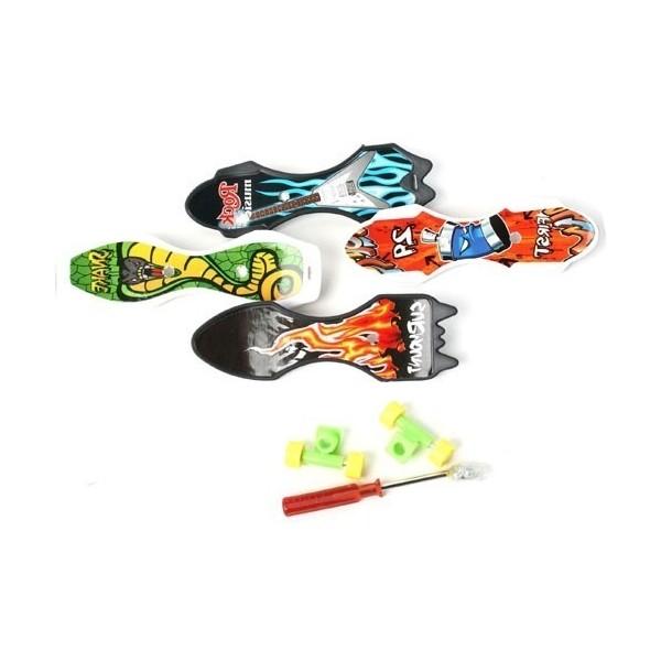 Paquet de 48 Finger Skateboard