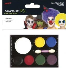 Maquillage Aqua 6 Fards