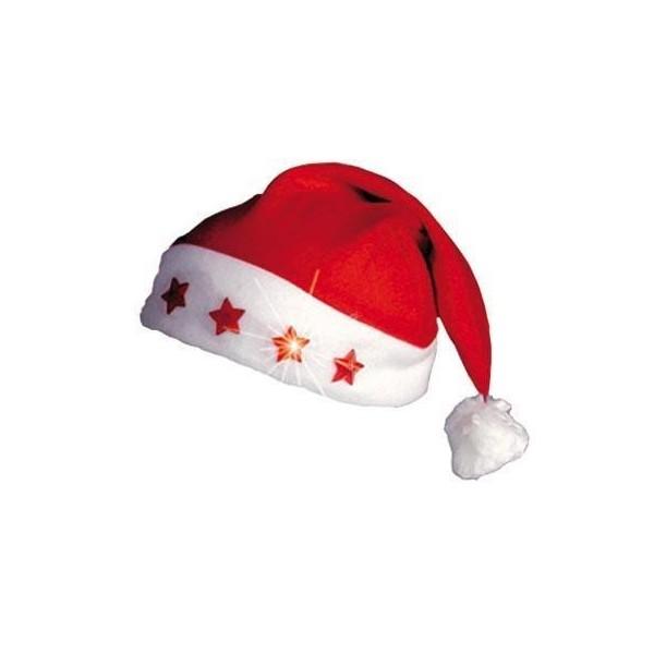 Bonnet Noël Lumineux Enfant - 4 ans
