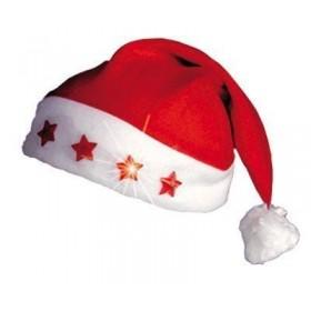 Bonnet Noël Lumineux Adulte
