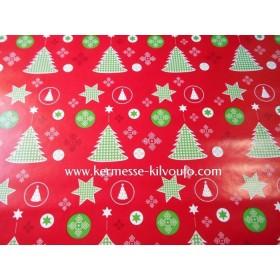 Papier Cadeau de Noël