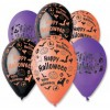 6 Ballons Imprimés Halloween