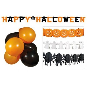 Kit Décoration pour Halloween