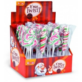 Sucette X'Mas Twisty Noël