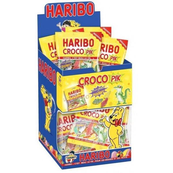 Confiserie Croco Pik Haribo