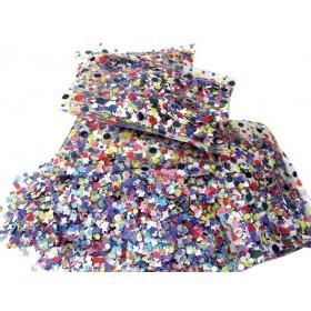 100 grs confetti pour carnaval