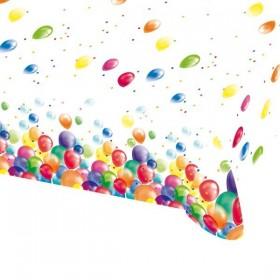 Nappe Anniversaire Balloon