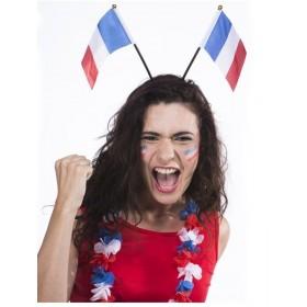 Serre-tête Drapeau France