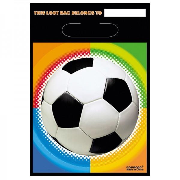 8 Sacs Cadeaux Football