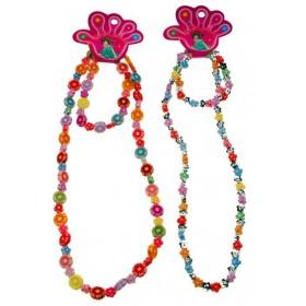 Bracelet et Collier Perles