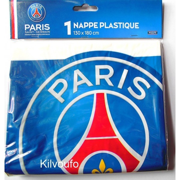 6 Assiettes Paris Saint Germain