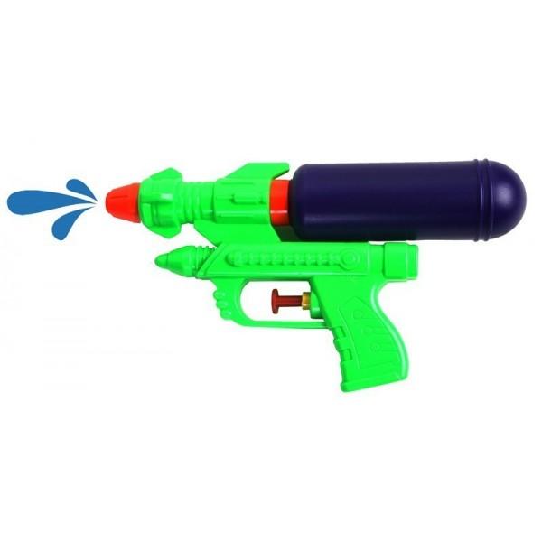 Pistolet à Eau avec réservoir (19cm)