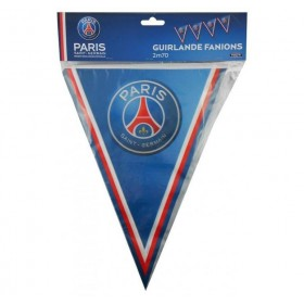 Guirlande Fanions Paris Saint Germain