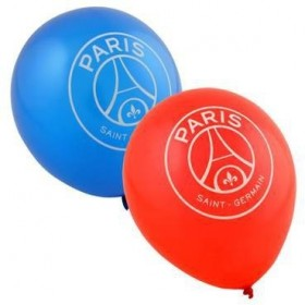 Ballons à gonfler Paris Saint Germain