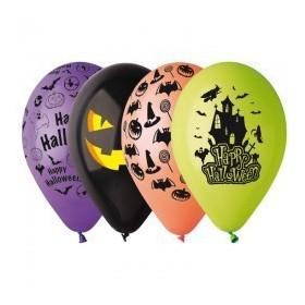 10 Ballons Variés Halloween