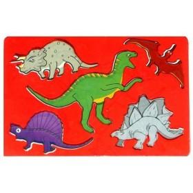 Pochoir Dinosaures ou Voitures