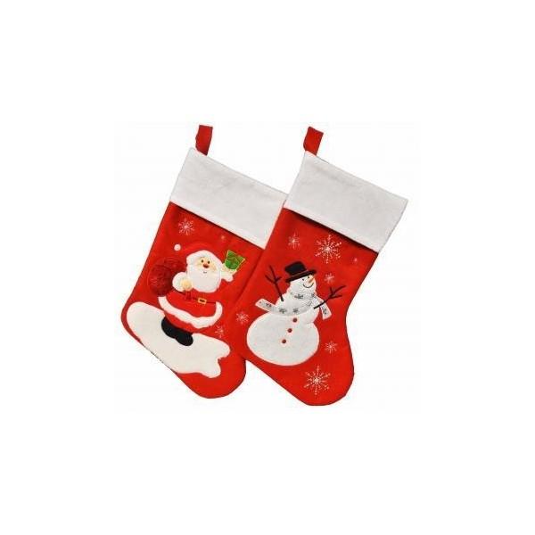 Botte de Noël Rouge et Blanche