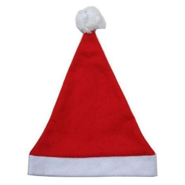 Bonnet de Noël Enfant 4/10 ans pour fête de noël