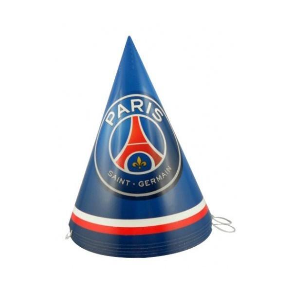 6 Chapeaux de fête Paris Saint Germain