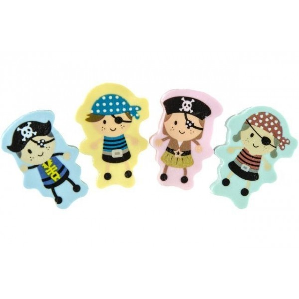 2 Gommes Pirates