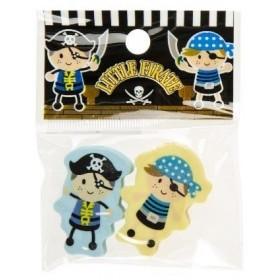 Gomme Pirate, Mini jouet Pirate