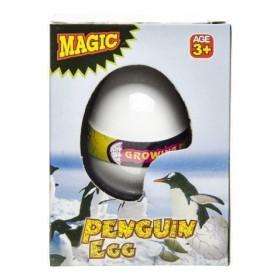Boîte présentoir Oeuf Magique Pingouin