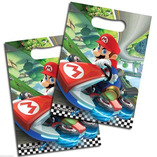 8 Sacs de fête Mario Bros