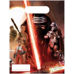 6 Sacs Cadeaux Star Wars