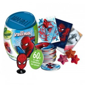 Oeuf Surprise Spiderman Fruitickles