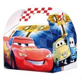 Boîte Menu Cars