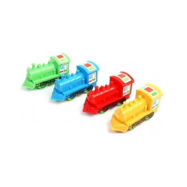 Locomotive Rétrofriction