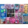 pack de 16 jouets filles avec 2 jouets offerts
