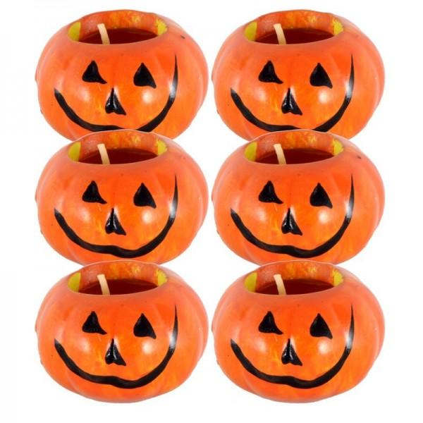 6 Bougies Halloween