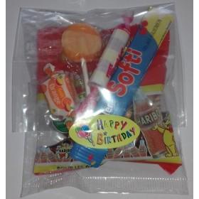 sachet bonbons Anniversaire