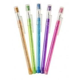 Crayon à papier pousse mine Fluo