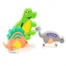 Gomme dinosaure pour un mini cadeau original