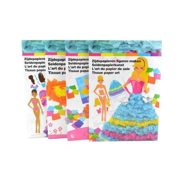 Kit Créatif Papier de soie