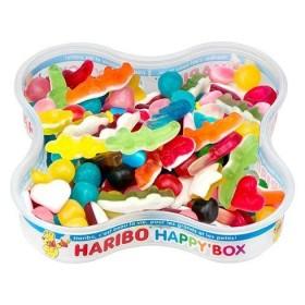 Boîte de 600 grs de bonbons Happy box